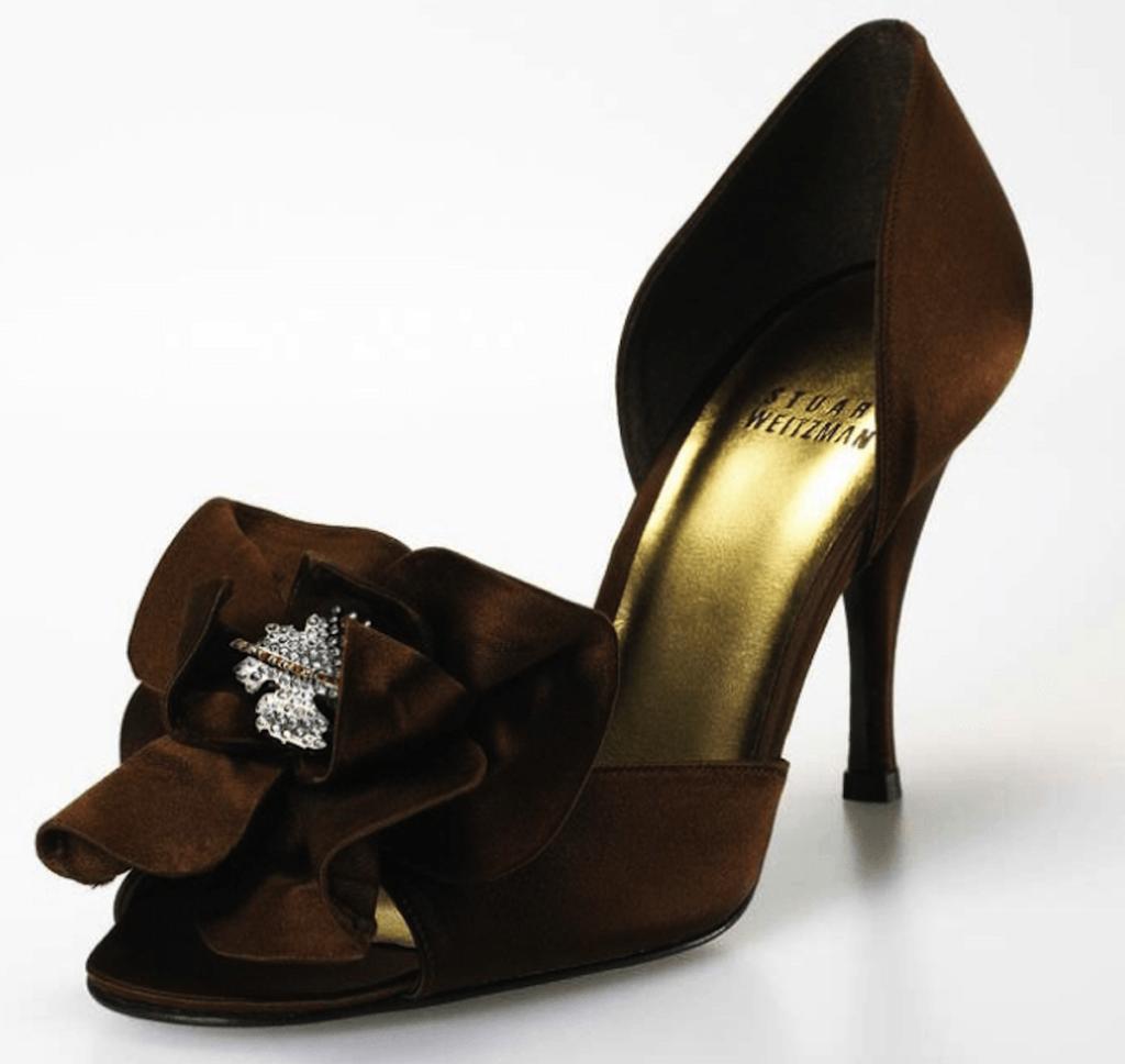 Stuart Weitzman Rita Hayworth Heel - 2,5 millions d'euros